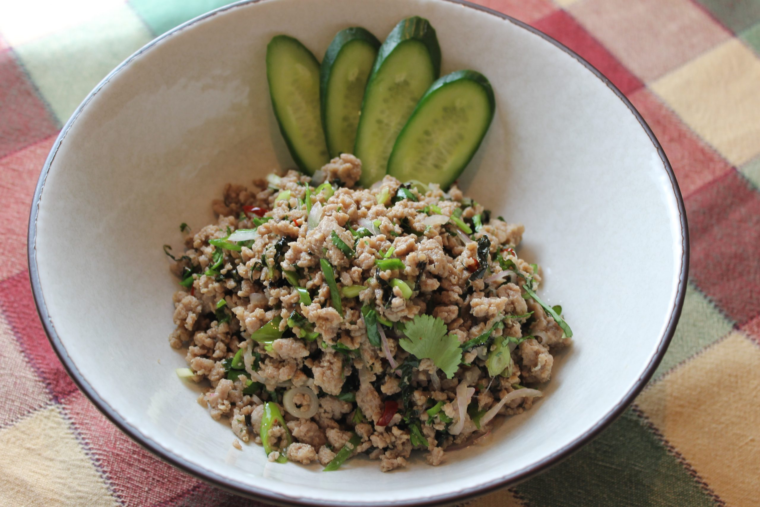 Laap – Thai Pork Salad