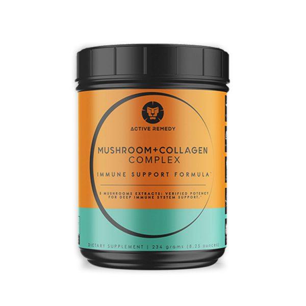 Active Remedy Mushroom+Collagen
