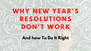Rethinking Your New Year's Resolution
