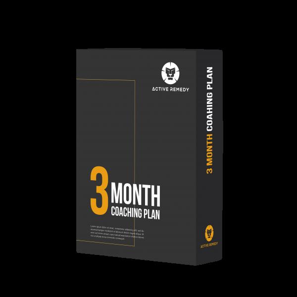 3 Month Coaching Plan